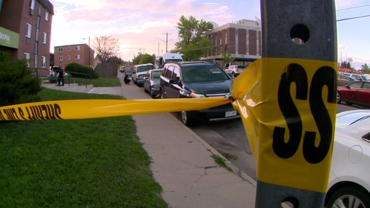 Arrest made in deadly stabbing outside Adams County apartment building