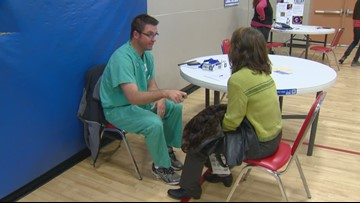 Reading the results from the 9Health Fair