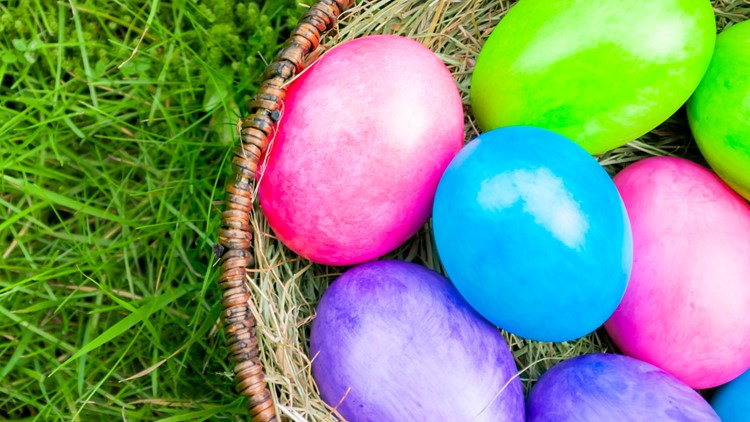 151 Easter egg hunts in Denver and Colorado