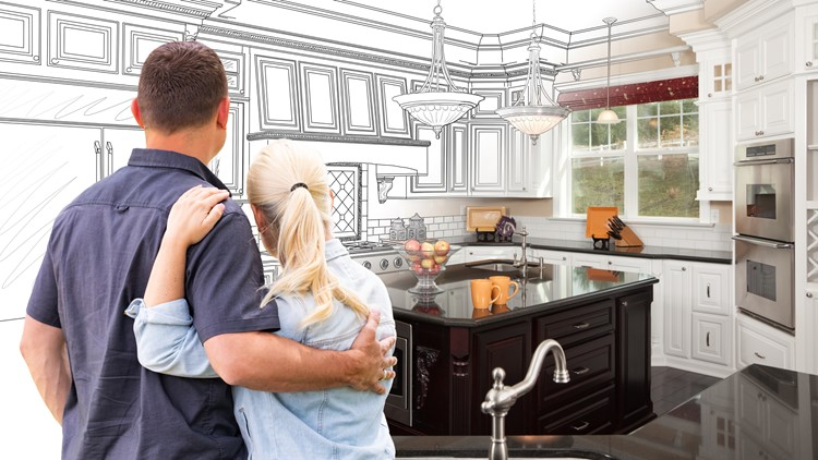 home renovation remodel redesign repair improvements