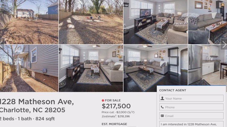 A look at what $215K will get you around the country