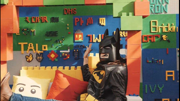 A Lego-themed pop-up bar is coming to Denver this summer