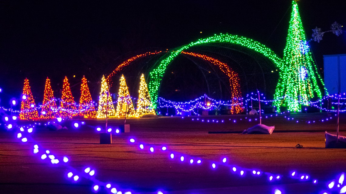 Christmas In Color.Watch Take A Virtual Reality Drive Through 1 5 Million