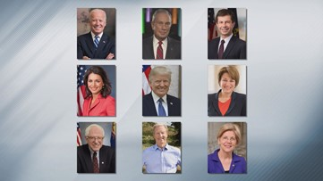 Poll: Bernie Sanders leading Democratic primary race in Colorado