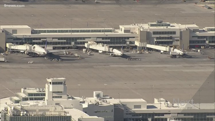 COVID case among air traffic control staff cause flight delays at DIA