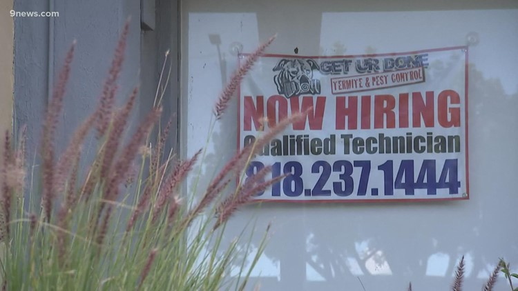 Hiring shortages showing long term effects of COVID on job market