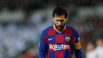 Messi joins call to ask people to stay home