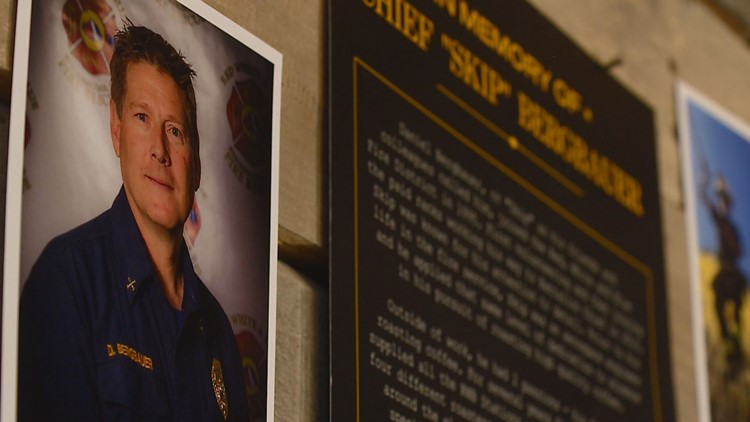 Fallen Breckenridge firefighter honored with coffee blend