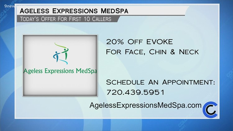 Ageless Expressions Med Spa - February 25, 2021