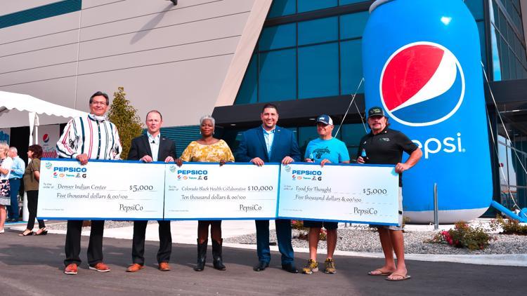 Pepsi opens new 283,500-square-foot facility in Denver