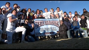 Sedgwick County wins fifth 8-man title in a row