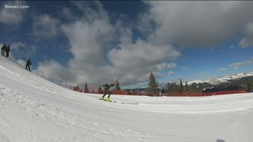 Tech course for slalom skiers opens at Copper Mountain