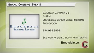 Brookdale Senior Living - January 22, 2020