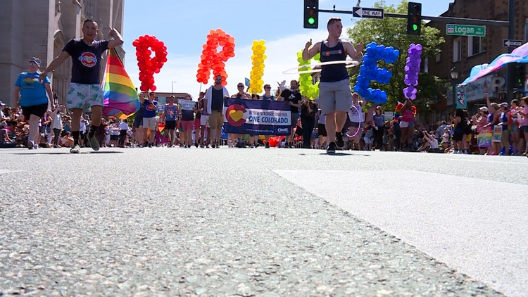 Denver PrideFest draws huge crowds
