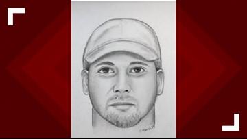 Sketch released of LoDo sex assault suspect