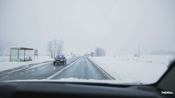 Tips for driving on snowy and icy roads