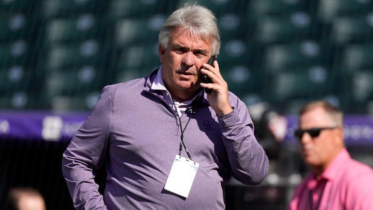 Rockies name Bill Schmidt full-time general manager, remove interim tag