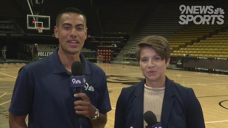 CU Buffs men's and women's teams ready for basketball season