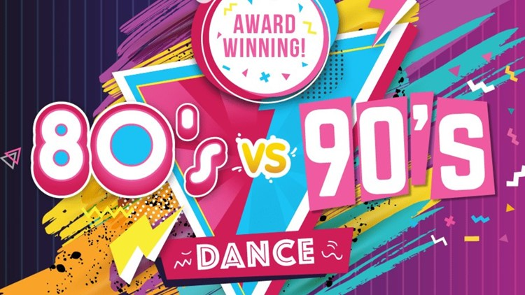 80s vs 90s Dance  Wings Over the Rockies Air & Space Museum