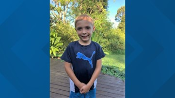 Service for boy who was fatally struck by SUV near school held Saturday