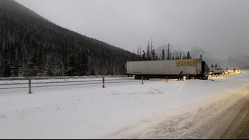 I-70 reopens after jackknifed semi-trucks cause closures