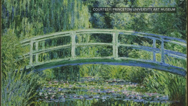 Denver Art Museum's massive Monet exhibit opens on Monday