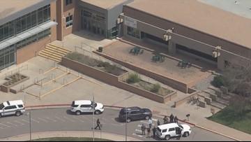 Arapahoe Ridge High School returns to normal operations after lockdown