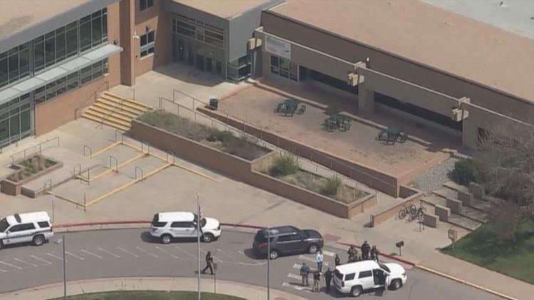 Arapahoe Ridge High School on lockdown as deputies investigate Safe2Tell tip