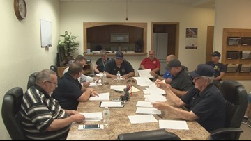 Group suing Strasburg Fire Board over open meeting violation