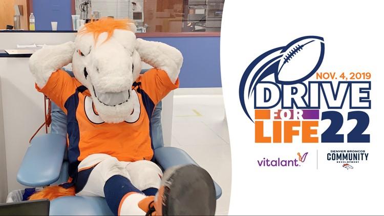 Drive for Life 22  Vitalant 2019