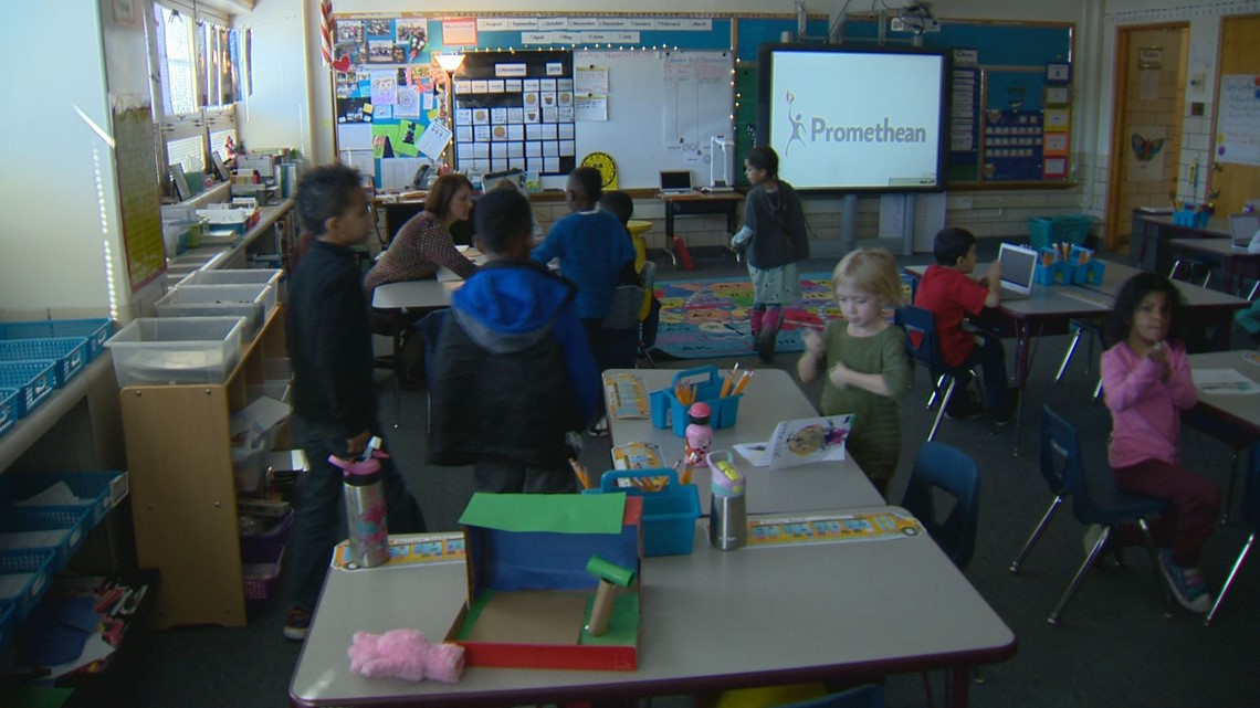 Denver Public Schools recruits workers affected by government shutdown as substitutes ahead of potential strike