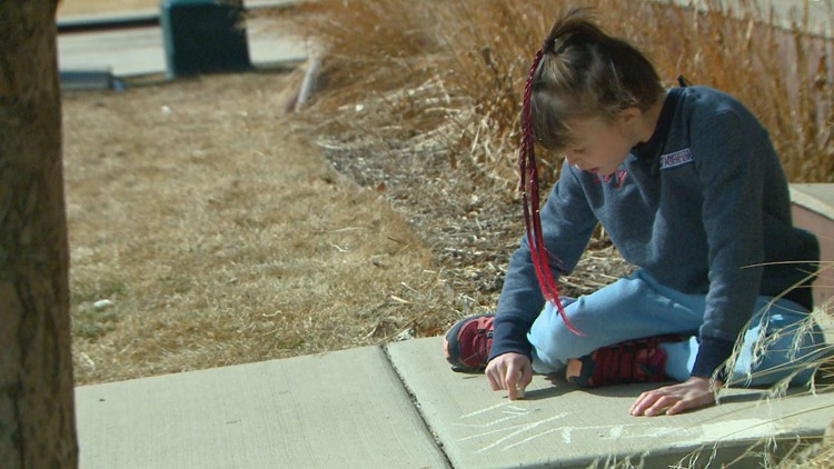 'It's pretty special': 8-year-old in Basalt forms unlikely friendship with her mailman