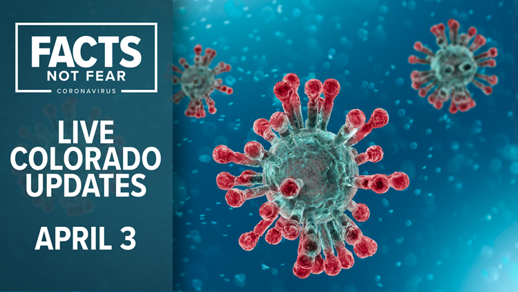 Colorado coronavirus latest: April 3: Multiple Denver-area districts cancel in-person classes for rest of school year