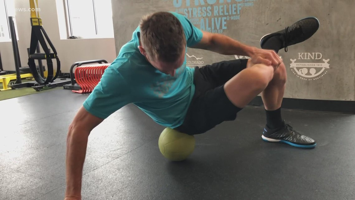 Exercises to help with lower back pain