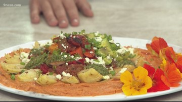 A lot of viewers have been asking for this healthy 7-layer dip recipe