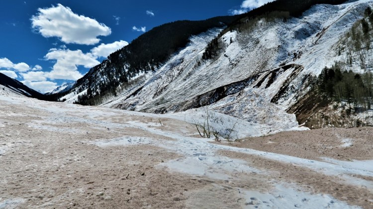 Conundrum Creek Trailhead