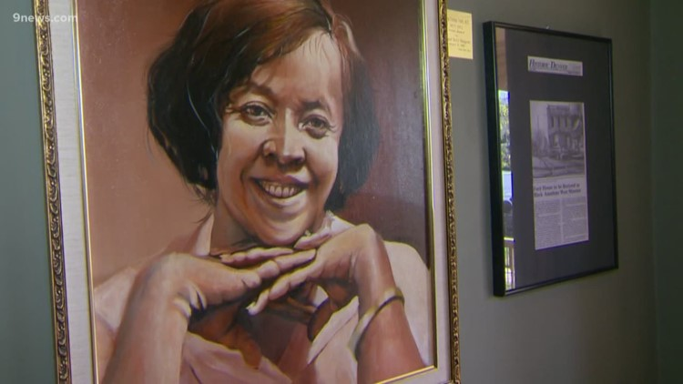 Colorado's first black female doctor's home in the running for a $2M grant