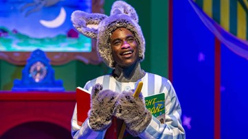 The beloved bedtime story 'Goodnight Moon' comes to life at DCPA