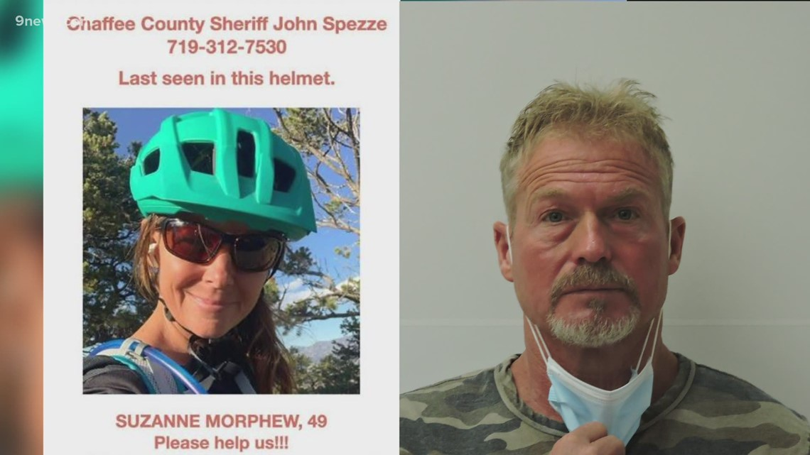 Suzanne Morphew's husband arrested on first-degree murder charge