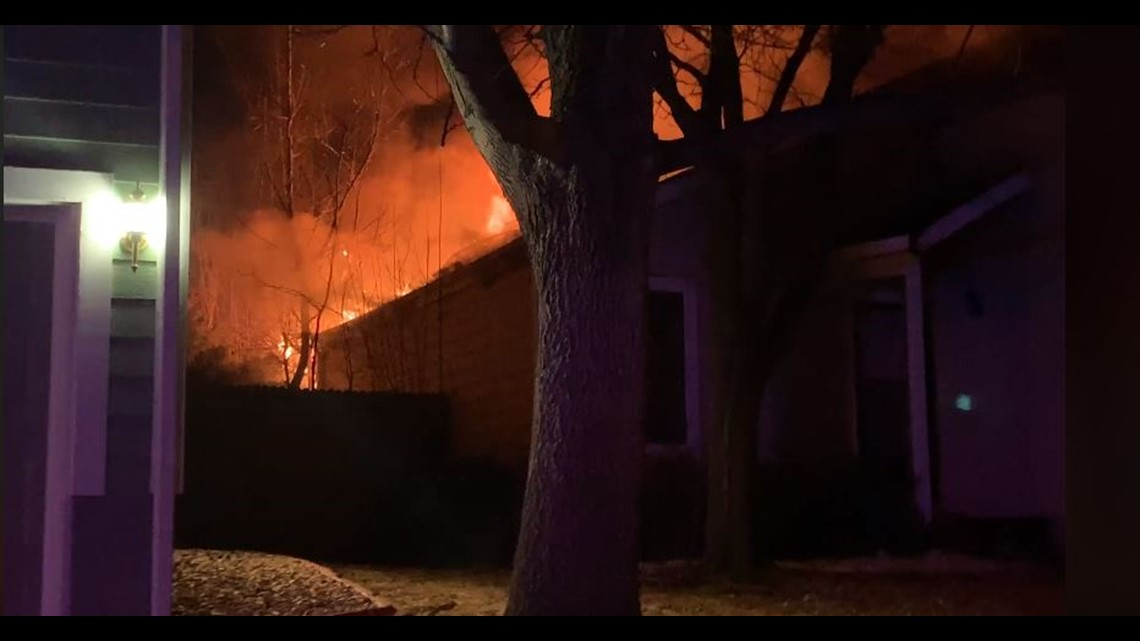Littleton neighbors believe man burned his own home as city considers demolition
