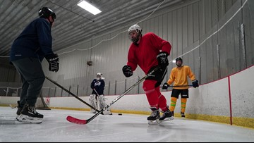 Visionaries Blind Hockey is changing lives in Colorado