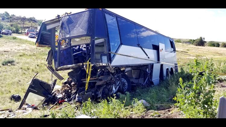 Colorado Bus Crash