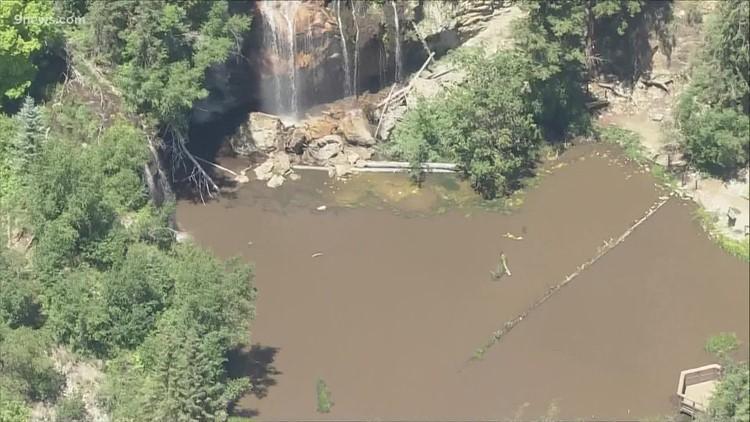 Mudslides' impact on Hanging Lake remains unclear
