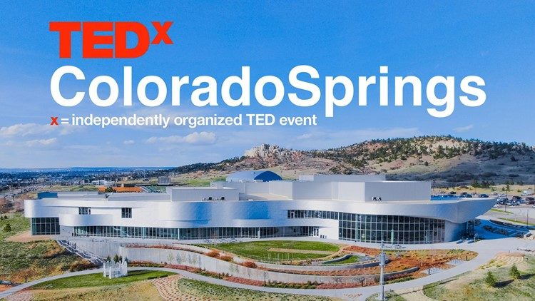 TEDx Colorado Springs - Frontiers