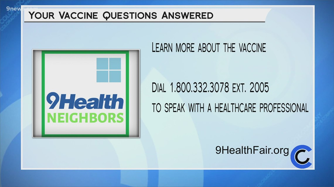9Health - Learning more About the Vaccine - May 13, 2021