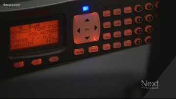 Denver Police will change to encrypted transmissions