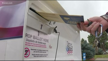 Colorado parolees allowed to vote for the first time