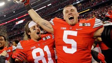 Heuerman welcomed former college teammate Vannett to Broncos tight end room