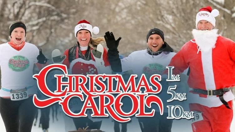 Christmas Carol Classic 5K