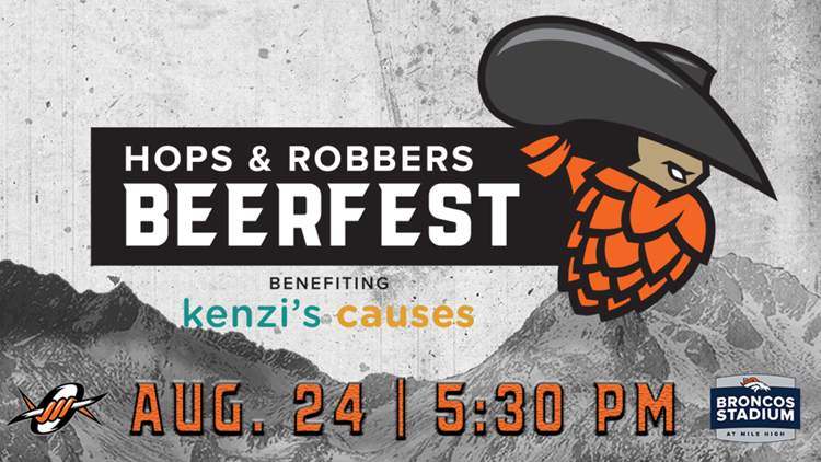 Hops and Robbers Beer Fest